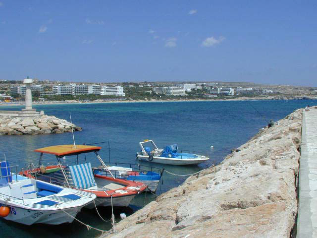 Ayia Napa Cyprus  city pictures gallery : Ayia Napa Agianapa sandy beaches entertainment capital of Cyprus ...