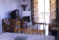 Villa Pomos on the west coast of Cyprus for holiday rentals in the sun - living room