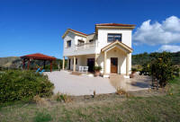 4 bedroom villa in Skouli near Polis on the west coast of Cyprus for rent as holiday accommodation.