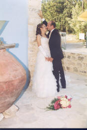 A Romantic moment in Cyprus