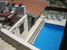 Viouni studio apartment in Cyprus with swimming pool - I deal holiday rental in a quiet authentic situation - the pool